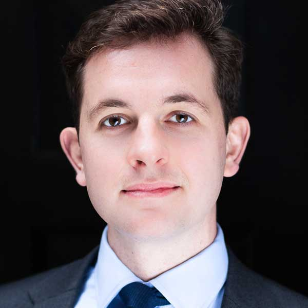 George Morris Seers, Senior PR Consultant