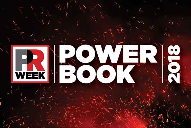 PRWeek Powerbook 2018