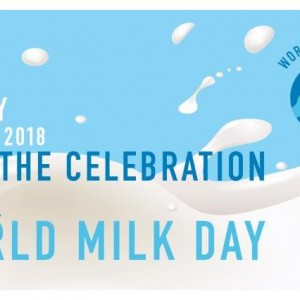 Top British athletes raise a glass to World Milk Day