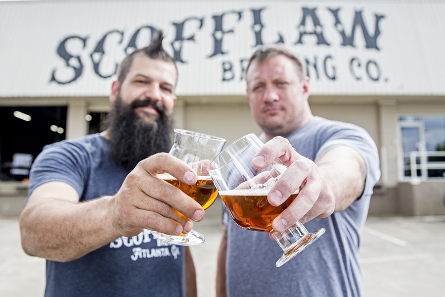 Scofflaw beer hires Media House International public relations, crisis communications